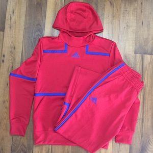 Adidas Aeroready Sweatsuit Sample Mens Medium